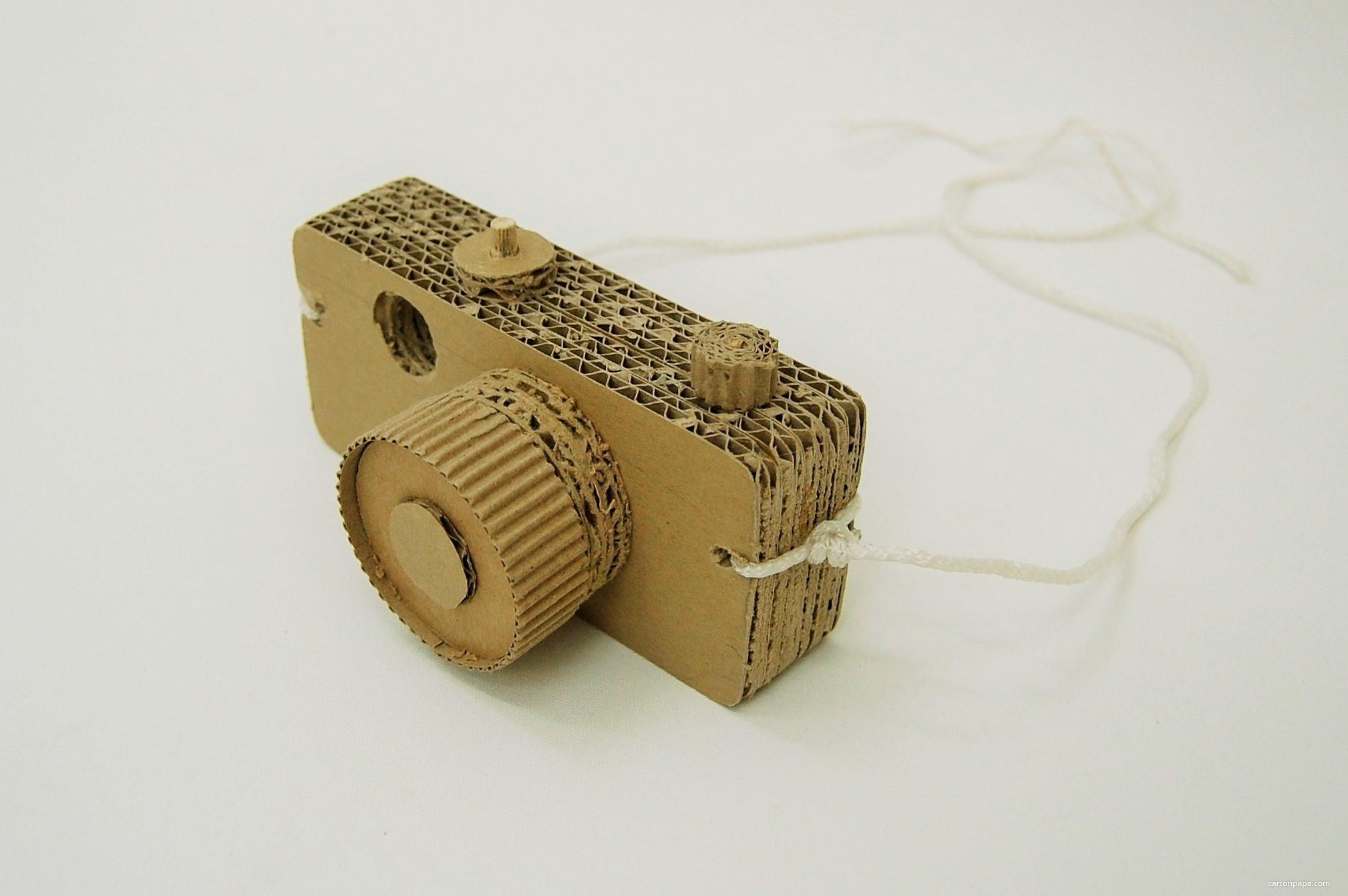 Как сделать фотоаппарат из спичечного коробка Интересное в мире 73